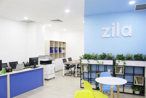 Dự án thi công văn phòng Zila Education
