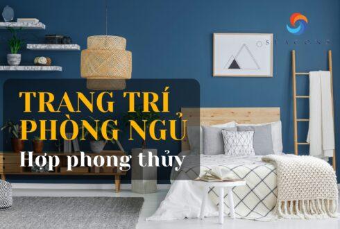 [2021] 10+ lưu ý quan trọng khi trang trí phòng ngủ hợp phong thủy